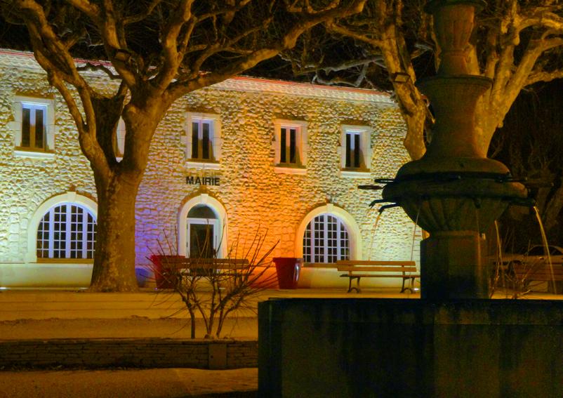 Mairie de Saint Maurice sur Eygues